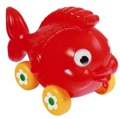 Fish on Wheels