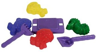 Sand Moulds Set