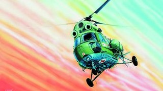 Helicopter Mi 2
