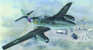 Messerschmitt Me 262 A-1a HI-TECH