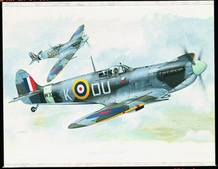 Supermarine Spitfire Mk. VB HI-TECH